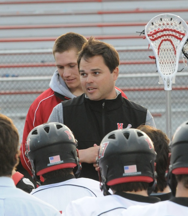 Coach Buzzeo takes control of boys' lacrosse team